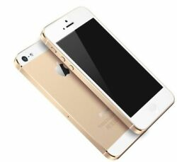 Apple Iphone 5s - 64gb - Gold Unlocked A1533 Gsm