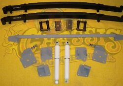 Chassis Engineering As-1018cg Leaf Spring Rear End Kit 1937 38 39 Chevrolet Car