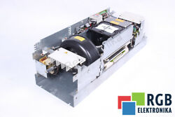 WITHOUT COVER AC DRIVE 6SE7031-2EF10 124A 0-300HZ SIMOVERT FC SIEMENS ID35366