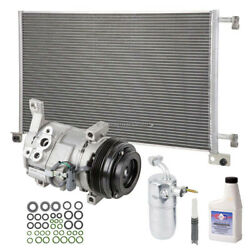 New Genuine OEM AC Compressor Kit With Drier Oil & More fits Chevy & GMC Trucks