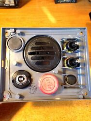 Genuine Yanmar Switch Panel Assembly W/ Keys And Cover 129470-91191 Candb Panels