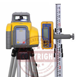 Spectra Precision Ll300n-2 Package Self-leveling Rotary Laser Leveltopcon