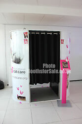 Premium Photo Booth For Sale - Complete Booth Shell Only