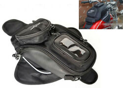 Motorcycle Bike Magnetic Magnet  Oil Fuel Tank Phone Saddle Bag for BMW