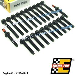 New Complete Cylinder Head Bolt Set Sb Ford 289 And 302 Kit For Both Heads