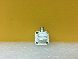 Wr-42 Waveguide To 1.85mm Coaxial Adapter, 18 To 26.5 Ghz, Coaxial Adapter