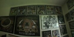 Pittsburgh Steelers Framed Superbowl Si Covers