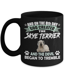 SKYE TERRIER DOG  Mug