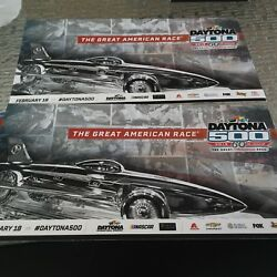 Daytona 500 Tix 2 For Sat 2 For Sun. Section 334 Row 17 Seats 5and6