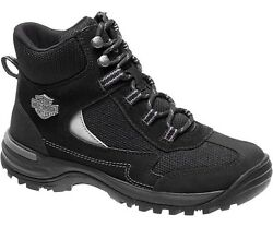 Harley-davidson® Women's Waites 4-inch Leather And Mesh Boots D84023