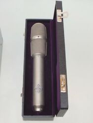 Neumann SM 69 FET Multi-Pattern SM69 Condenser Stereo Microphone NEW PSU + Cable