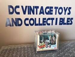 Mego Chips Tv Show 2+2 Ponch And Jon Very Rare Look Grand Toys Wow