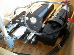 Military Surplus Electric Over Hydraulic Pump Parker 6hp 48v Mrap Truck