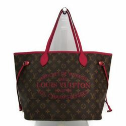 Louis Vuitton Monogram Ikat Neverfull MM M40940 Women's Tote Bag Indian BF318907