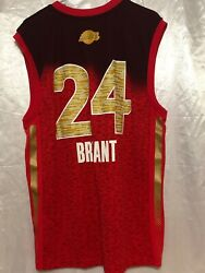 100 Authentic Kobe Bryant Adidas 2012 All Star Game Jersey Size M