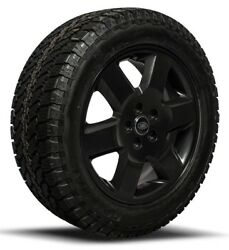 Genuine Land Rover Discovery 3 19 Winter Wheels And General Grabber At3 Tyres