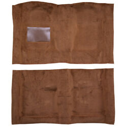 1974-76 Dodge Dart And Plymouth Scamp 2-door Cut-pile Carpet