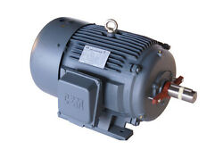 On Sale Cast Iron Ac Motor Inverter Rated 60hp 1200rpm 404t 3phase 1y Warranty
