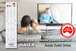 Haier Universal Smart Tv Remote Control No Programming Needed - Aussie Outlet