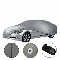 [cct] Breathable Semi-custom Fit Full Car Cover For Chevy Aveo [2002-2021]