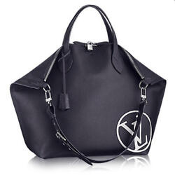 USED LOUIS VUITTON East side zip tote bag free shipping Japan Very popular black