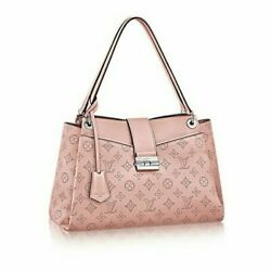 USED Genuine ☆ Louis Vuitton Pink Sevres free shipping Japan Very popular Famous