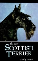 Illustrated Scottish Terrier Dog Book Great New Hardcover Book by Cindy Cooke