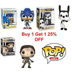 Funko Pop Bobble Head Games And Sports Great Gift Idea Free Shipping