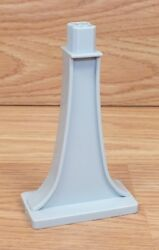 Walt Disney's Grey Plastic Toy Monorail Replacement Track Beam Only Read