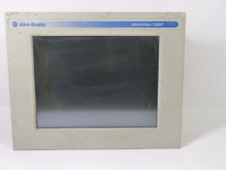 Allen-bradley 6181p-12ts2kh Versaview Integrated Display Compter 12in Used