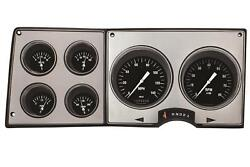 1977 1978 Direct Fit Gauge Cluster Chevy / Gmc Truck And Suburban Ct73hr
