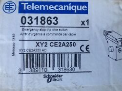 Telemechanique 031863 Emergency Stop Trip Wire Xy2ce2a250