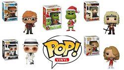 Funko Pop Rocks And Music And Books Includes Pop Shield Protector Free Shipping