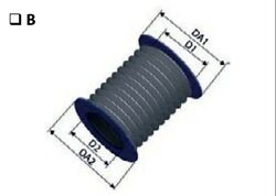 Moulded Bellows Ø25 - 27 Mm Choose Type, Pack