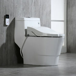 WoodBridge Luxury Bidet Toilet full sets of Toilet and matching Bidet