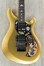 PRS Paul Reed Smith S2 VR Vernon Reid Vela Limited Edition Guitar Egyptian Gold