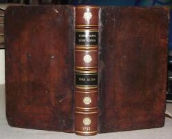 1733 Very Rare Signed Copy Thos.allen And039christians Sure Guideand039 Bible / Theology.