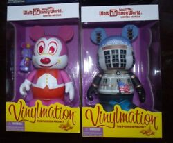 Disney World The Florida Project Empress Lily 9 Vinylmation Anddumbo Mickey Mouse