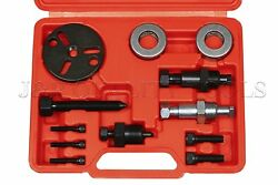 Ac Compressor Clutch Remover Kit Air Conditioner Ac Automotive Auto Tool