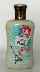 Bath And And Body Works Sweet On Paris Signature Collection Lotion 8 Fl. Oz. Htf