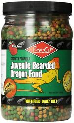 Rep-Cal SRP00813 Juvenile Bearded Dragon Pet Food 12-Ounce
