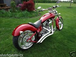 Vance And Hines Big Radius Exhaust For American Ironhorse Outlaw /legend 2005-07