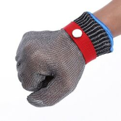 Arm Hand Sleeve Knife Gloves Proof Protect Safety Mesh Butcher Anti Cutting Cut