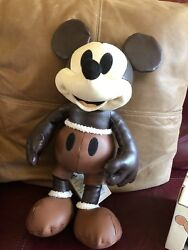 Disney Mickey Mouse Limited Edition April 2018 Plush Mug And Pin Set. Andnbspsold Out