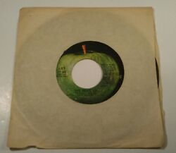 The Beatles Apple Records Vintage Collectible Record Let It Be 1950and039s 1960and039s