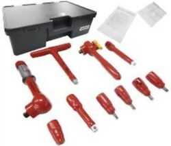 Vw Audi Porsche High Voltage Battery System Wrenches Sockets Extension Tool Set
