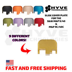 Hyve Technologies Slide Cover Plates For The Sandw Mandp 9/.40 And 9c/.40c