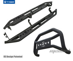 Tyger Armor And Bumper Guard Combo Fit 2015-2021 Colorado/canyon Crew Cab