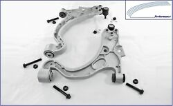 PAIR Control Arms Greaseable Ball Joint Hdwr kit Buick Cadillac Olds Pon Pontiac