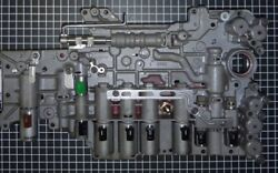 Gm Part 24269992 Valve Body Cadillac Cts 2014-2017my A/t Model Tl-80sn